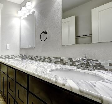 Кухненски плотове, плотове за баня